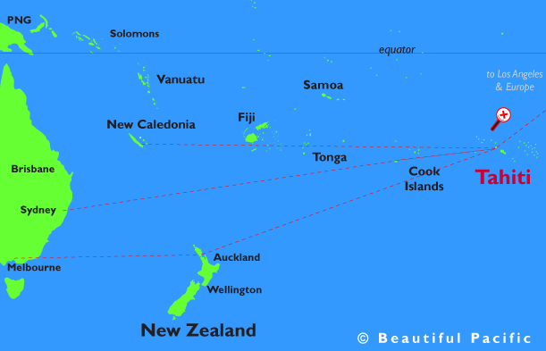 Tahiti - World Geography